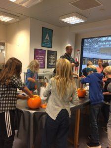 Scandic Eremitage Ordrup Skole Virksomheder adopterer skoleklasser RelationsNetværket