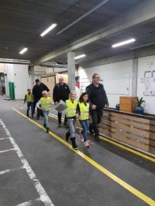 Dagrofa Skarrild Skole Virksomheder adopterer skoleklasser RelationsNetværket