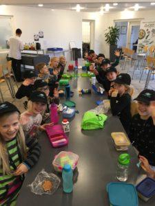 Prime Cargo Kolding Friskole Virksomheder adopterer skoleklasser RelationsNetværket