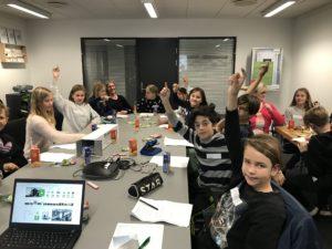 Lodam electronics Humlehøjskolen Sønderborg Virksomheder adopterer skoleklasser RelationsNetværket