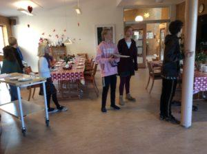 Plejecenter Kastaniehaven Bredagerskolen Virksomheder adopterer skoleklasser RelationsNetværket Den åbne skole